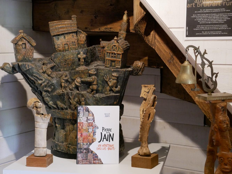 Un sculpteur à Kerioret